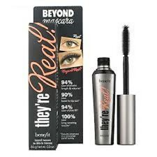 BENEFIT THEY'RE REAL BEYOND MASCARA,Black 8.5g