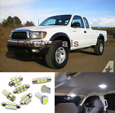 7PCS White led interior Bulb kit Package for 1995-2004 Toyota Tacoma