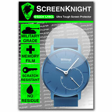 ScreenKnight Withings Activité Pop SCREEN PROTECTOR Invisible Shield