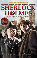 Sherlock Holmes: Classic Film, TV & Radio Collection (DVD, 2014, 3-Disc Set)