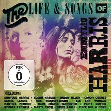 THE LIFE AND SONGS OF EMMYLOU HARRIS IN CONCERT ROUNDER  CD NEU