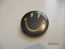 SMILEY FACE  PICTURE  BADGE