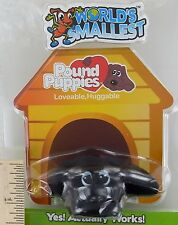 World's Smallest POUND PUPPIES Toy Dog Puppy DALMATION Doll Mini Plush Hasbro