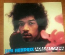 "JIMI HENDRIX ""PAN AM FLIGHT 102"" 2CD +  1DVD RARE JAPAN SCORPIO IMPORT"