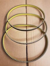 Benford Terex TV800 TV900 Roller Belt Box Drive Belts Jan 2001 onwards 1748-1037