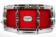 Yamaha Absolute Hybrid Snare Drum 14x6 Red Autumn - AMS-1460RAU