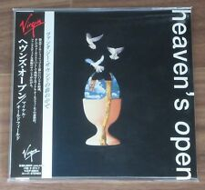 PROMO Mike Oldfield JAPAN card paper sleeve CD mini LP Heaven's Open MORE LISTED