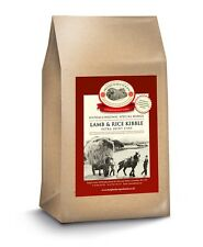 Lamb & Rice Dog food 15kg Hypoallergenic Joint Care Plus Green Lipped Mussel