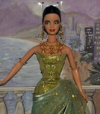 GORGEOUS EXOTIC BEAUTY BARBIE DOLL, STYLE SET LIMITED EDITION COLLECTION, NRFB