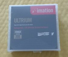5 x IMATION Ultrium 1 / LTO 1 / LTO1 Tape(s) 100/200Gb -  NEW, Sealed