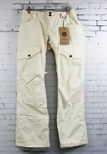 New 2014 Womens Burton Lucky Snowboard Pants Medium Canvas