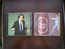 ALAN TAM  CD's X 2  - MIND,   FOREVER JANE - ORIGINAL HONG KONG IMPORTS