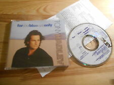 CD POP Tom Hadley-for your blue eyes only (3) canzone MCD EMI presskit SC