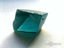 Tourmaline Paraiba #A108-B. Created Gemstone. 72 gr. US@GEMS