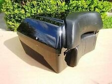 NEW IMPROVED MOTORCYCLE TRUNK TAIL BOX LUGGAGE BACKREST FOR YAMAHA