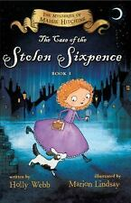 The Mysteries of Maisie Hitchins: The Case of the Stolen Sixpence 1 by Holly...