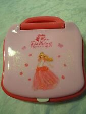 Barbie 12 Dancing Princesses Learning Interactive Child Lap Top Learning Toy 8""