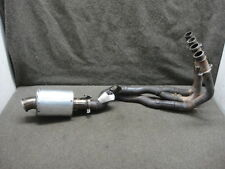 08 HONDA CBR600 CBR 600 RR CBR600RR EXHAUST WITH CUSTOM MUFFLER #EE3
