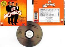 """LES INCONNUS """"Au Secours , Tout Va Mieux"""" (CD) 1989"""