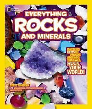 National Geographic Kids Everything Rocks and Minerals : Dazzling Gems of...
