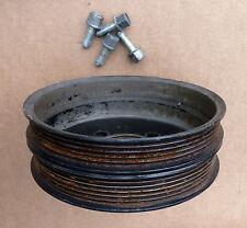 88 89 FORD TAURUS SABLE 3.0 Crank Shaft Crankshaft Pulley  E8DE6312CA