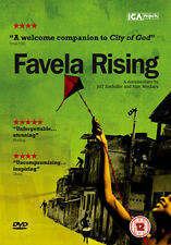 FAVELA RISING - DVD - REGION 2 UK
