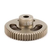 58T 64P Aluminum Pinion Gear 58 TOOTH 64 PITCH Calandra Racing (CRC) #CLN64058