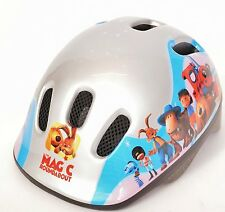 MAGIC ROUNDABOUT UNISEX KIDS 6 VENT CYCLING HELMET 48-54cm