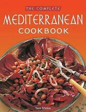 The COMPLETE MEDITERRANEAN COOKBOOK Over 270 Recipes by Tess Mallos New Paperbac