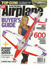 MODEL AIRPLANE NEWS, AUGUST, 2013  ( TOP GUN ! * BUYER'S GUIDE * EXPERT FLIGHT