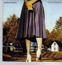 (CT968) Patrick Watson, Into Giants - 2012 DJ CD