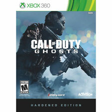 Call of Duty: Ghosts Hardened Edition  (Xbox 360, 2013)    Factory Sealed Wrap