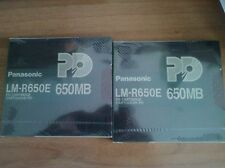 Panasonic LM-R650E PD Cartridge / Cartouche PD 650MB