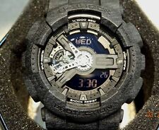 Casio G shock heather pattern GA110HT-1A $220