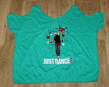 Just Dance 2016 Promo T-Shirt from Gamescom 2016 ( Size Women M )