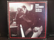 Dave Alexander The Dirt On The Ground Arhoolie Records 1071