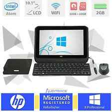 HP ElitePad 900 G1 Kit Atom 1.8Ghz 32GB + 64GB SD Card Windows 8 2GB (KG)