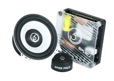 Bass Face SPL4C.1 600W 4 inch 10cm Component Car Speaker Set