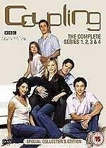 COUPLING -COMPLETE BBC SERIES 1- 4 SPECIAL COLLECTORS ED *BRAND NEW DVD***