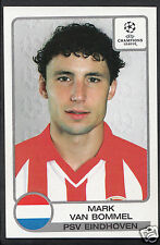 Panini Football Sticker - UEFA Champions League 2001-02 - No 106 - PSV Eindhoven