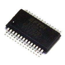 FTDI FT232 FT232RL USB TO SERIAL UART SSOP-28 IC - UK seller