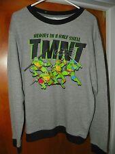 NEW TMNT Teenage Mutant Ninja Turtles Ladies / Womens Sweater - SMALL - N30