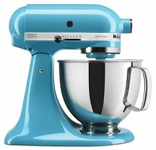 KitchenAid KSM150PSCL 5 Qt. Artisan Series with Pouring Shield - Crystal Blue