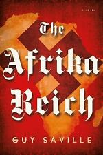 The Afrika Reich: A Novel-ExLibrary