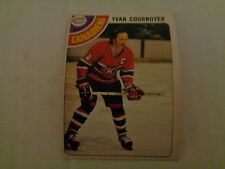 Yvan Cournoyer 1978-79 O-PEE-CHEE #60 Hockey Card NM/M Montreal Canadiens