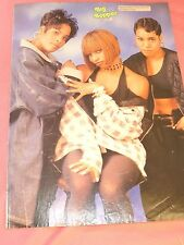 Ace of Base Salt n Pepa magazine teen clipping pin up