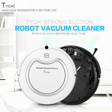 Robotic Vacuum Cleaner Brushless Motor 50DB & Automatic Recharge
