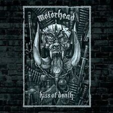 "MOTÖRHEAD ""KISS OF DEATH"" LP VINYL NEUWARE"