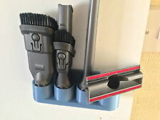 £24.99 4 Tool Storage Wall Mounted Organiser for Dyson Tools DC33 DC11 DC59 More