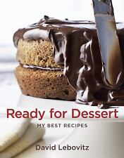 Ready for Dessert: My Best Recipes-ExLibrary